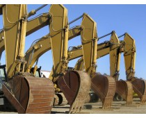 Plant & Machinery Shipping (For heavy construction equipment)